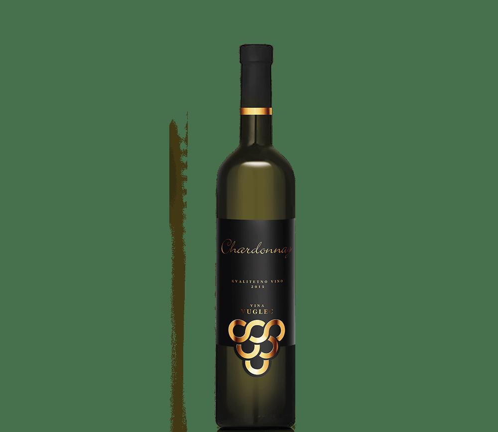chardonnay butelja